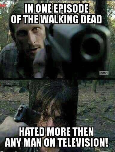 The Walking Lulz: The Internet's Best Memes And GIFs From The 'Walking Dead' Episode Six (THAN* OMG)