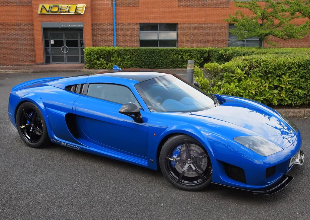 NOBLE AUTOMOTIVE on | Cars, Super car and Sports cars