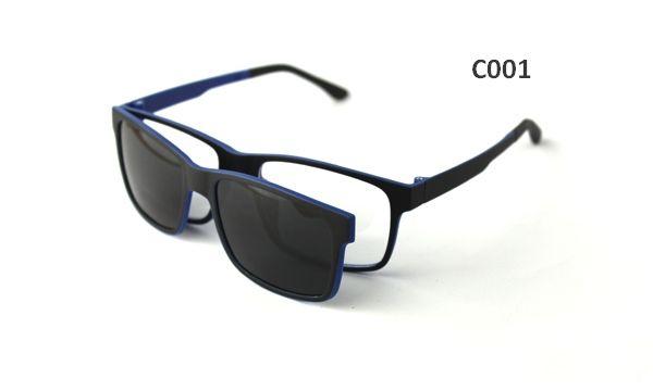 8c70b28ade7 C001 magnetic prescription polarized sunglasses - Lucky BirdzLucky Birdz