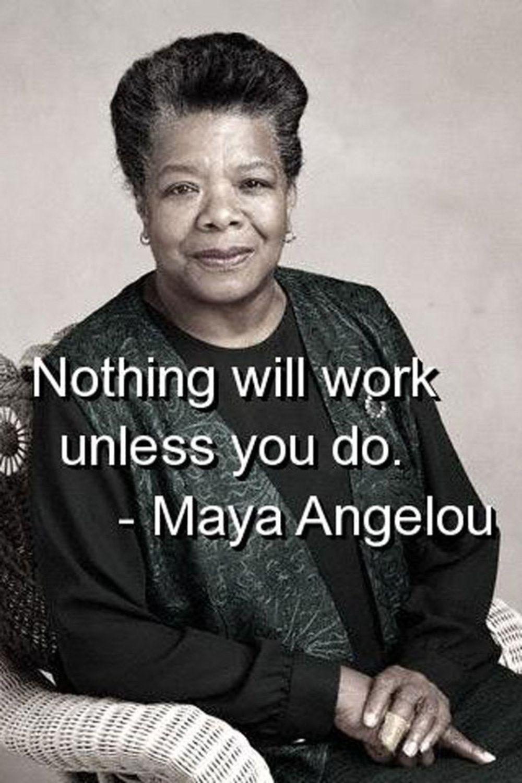 World Sings Maya Angelou 1928-2014 Quotes