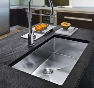 Franke Pex110 28 Planar 8 29 1 2 Stainless Steel Undermount Sink