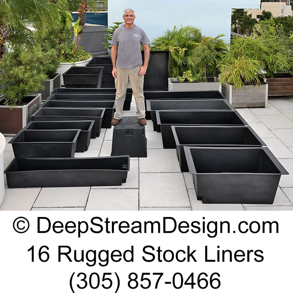 Landscape Architect Grade Solutions For Your Plastic Planter Liner