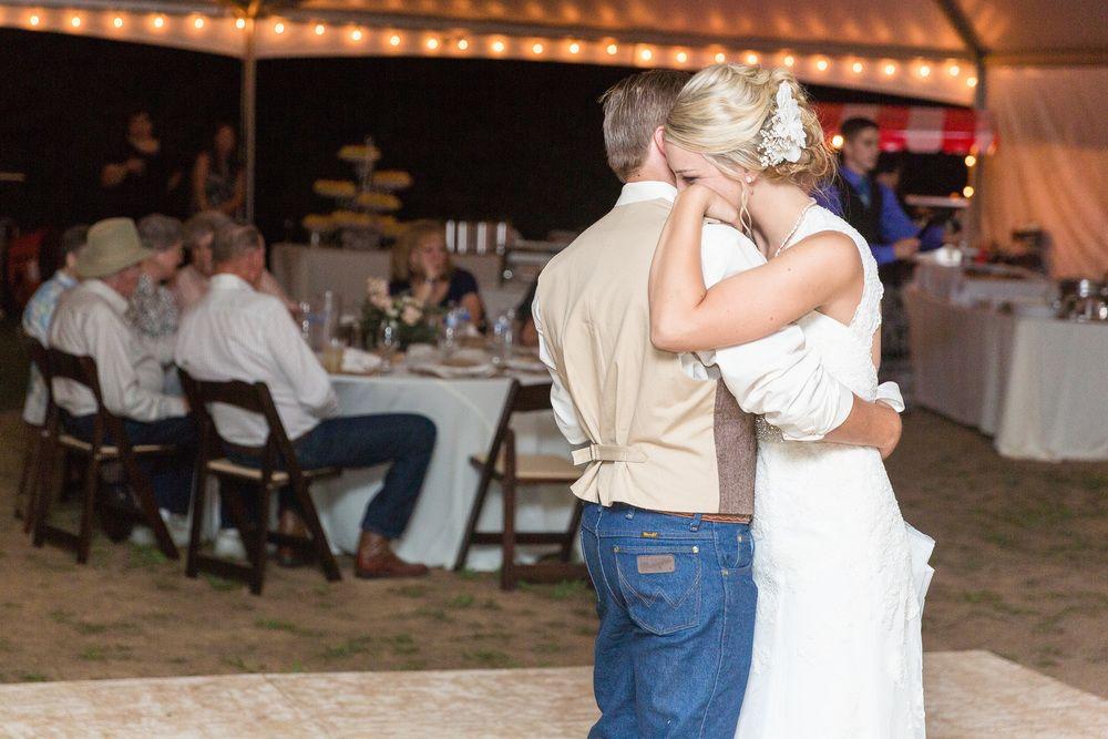 wedding receptions sacramento ca%0A Bride and Groom First Dance Portrait   RioOsoCountrySacramentoWedding