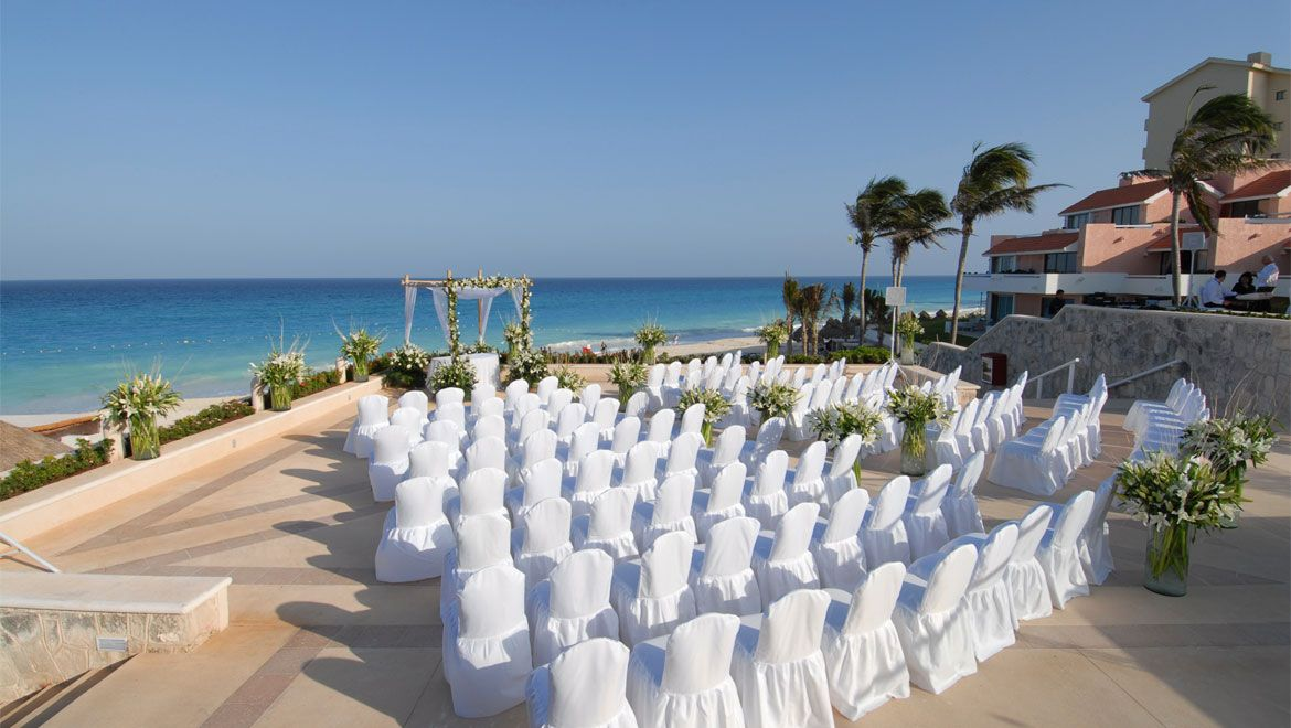 Cancun Beach Wedding Cancun Beach Wedding