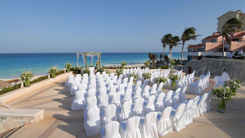 Cancun Beach Wedding Hotel All InclusiveCancun