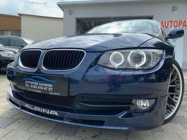 Alpina D3 - 2,0 Bi-Turbo Coupe*VOLL*TOP* #BMW #Alpina #AlpinaForSale