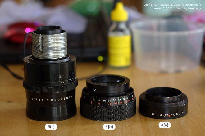 Meyer Optik Orestor Pentacon 135mm F2 8 15 Blades Version Aperture 2 8 32 Disassembly Lens Repair