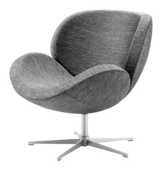 Schelly Chair With Swivel Function Modern Armchairs   Quality From BoConcept