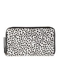 Status Anxiety Delilah Wallet - Snow Cheetah