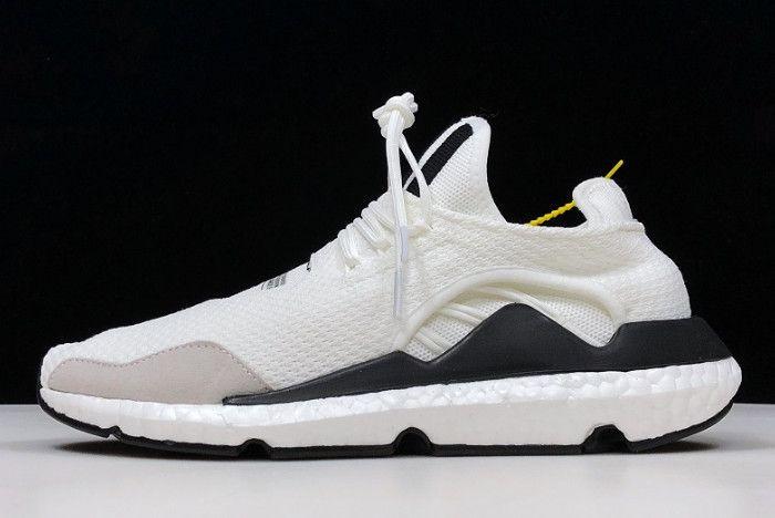 25c168266 adidas Y-3 Saikou Boost White Black AC7195