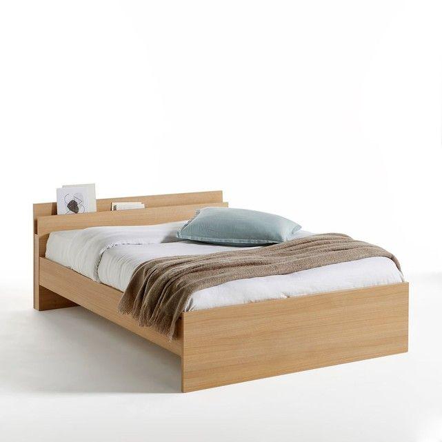 Lit Avec Tête De Lit Rangement SABIL Pinterest Lights - Lit avec tete de lit rangement