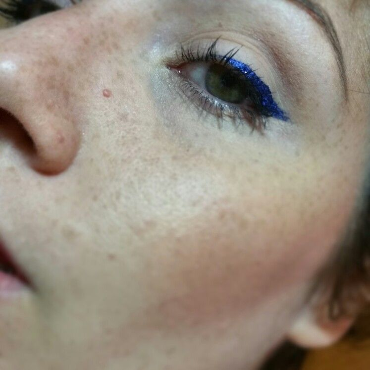 #picoftheday #makeupoftheday #makeup #makeuppassion #Ilovemakeup #instamakeup #instabeauty #beauty #greeneyes #powerofmakeup #makeupaddict #passionemakeup #makeupveloce#blue#blueeyeliner