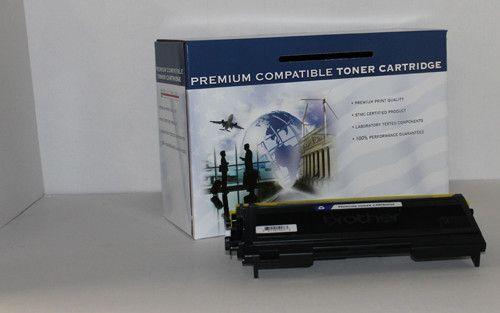 Brother TN350 Reman Toner Cartridge, 2,500PY, Black