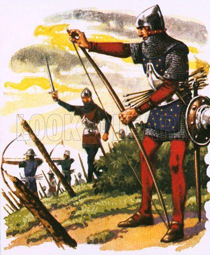 agincourt battlefield - FRANCE 1415