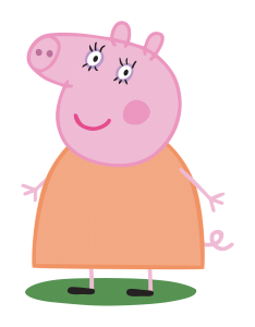 Peppa Pig - Mamãe Pig 01