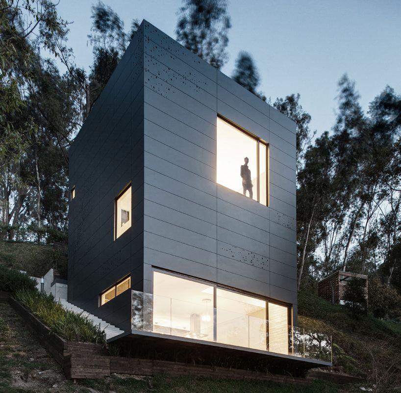 Casa Alta, Huixquilucan Estado de México, México by AS/D Asociación de Diseño.