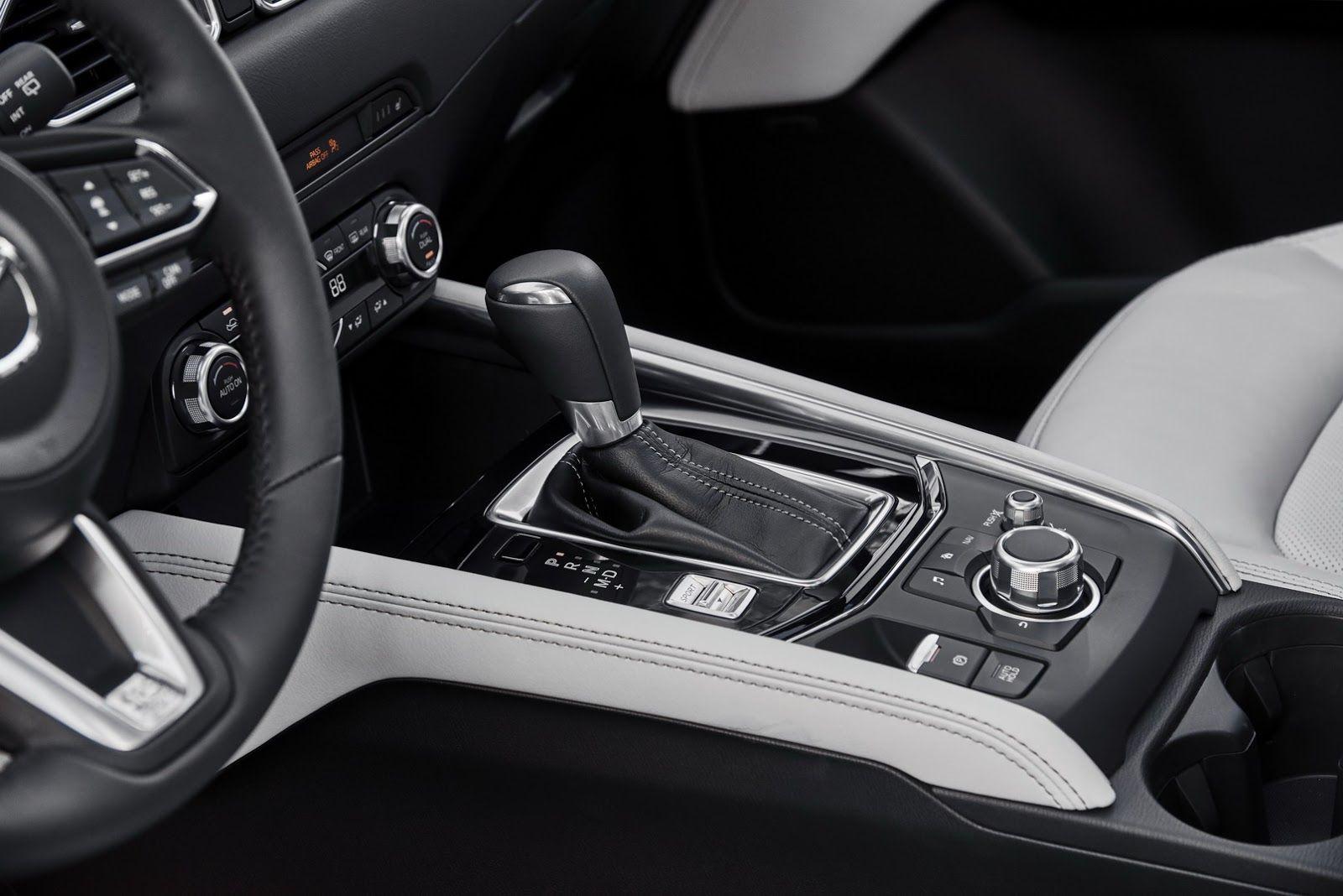 Mazda S All New 2017 Cx 5 Gets Overhauled Design And New Tech Carscoops Mazda Mazda Cx5 Mazda Cx5 Interior