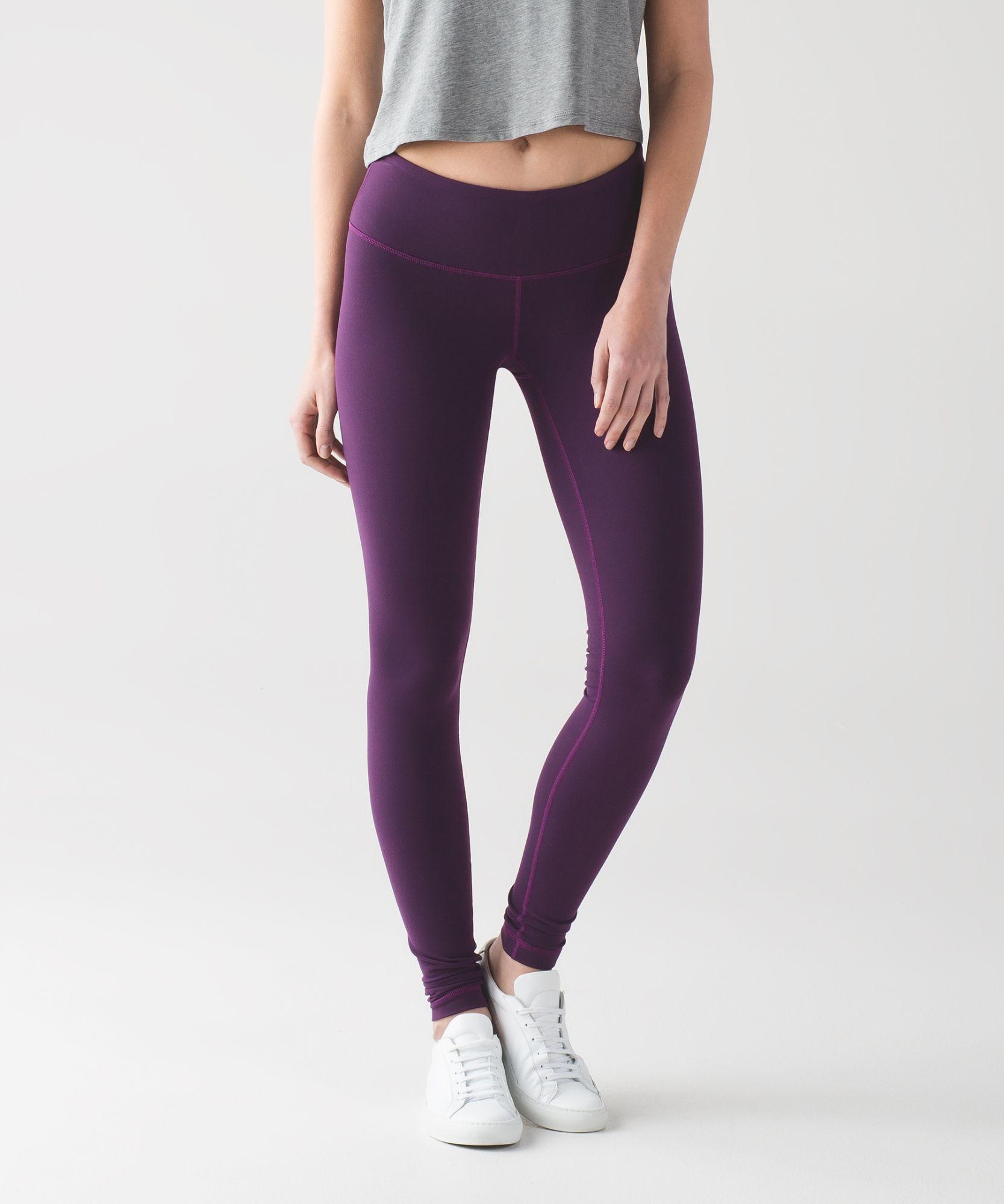 aefbbf9ed4227 Women's Yoga Pants - Wunder Under Pant III *Full-On Luon - lululemon ...