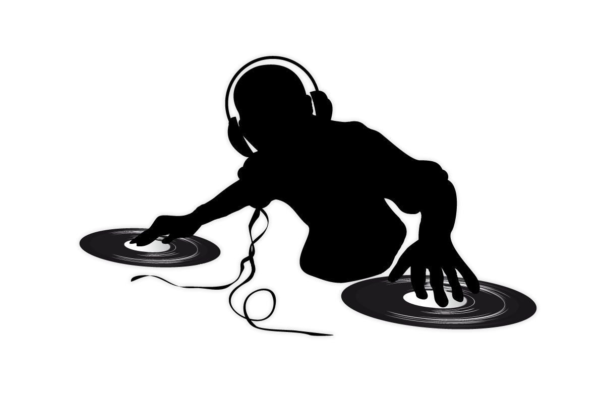 DJ Music 1200x800.png (1200×800) Dj logo, Dj music, Dj art