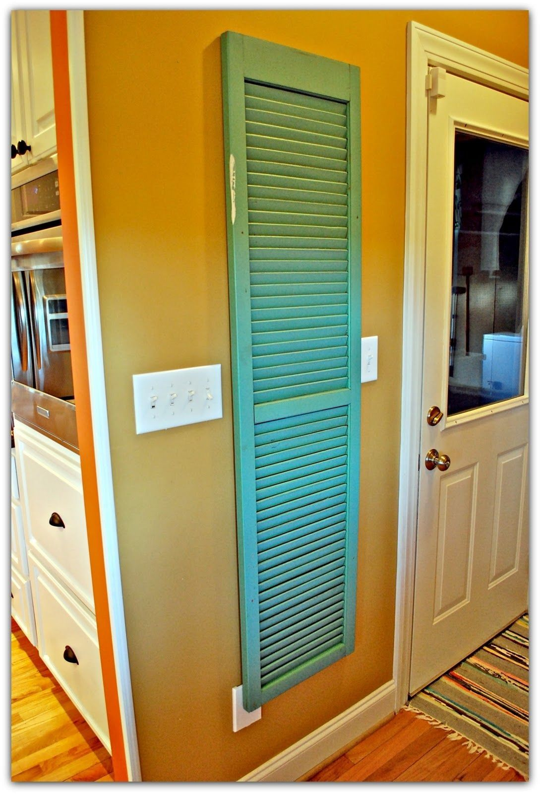 Cool diy ideas crafts shutter projects home decor decor