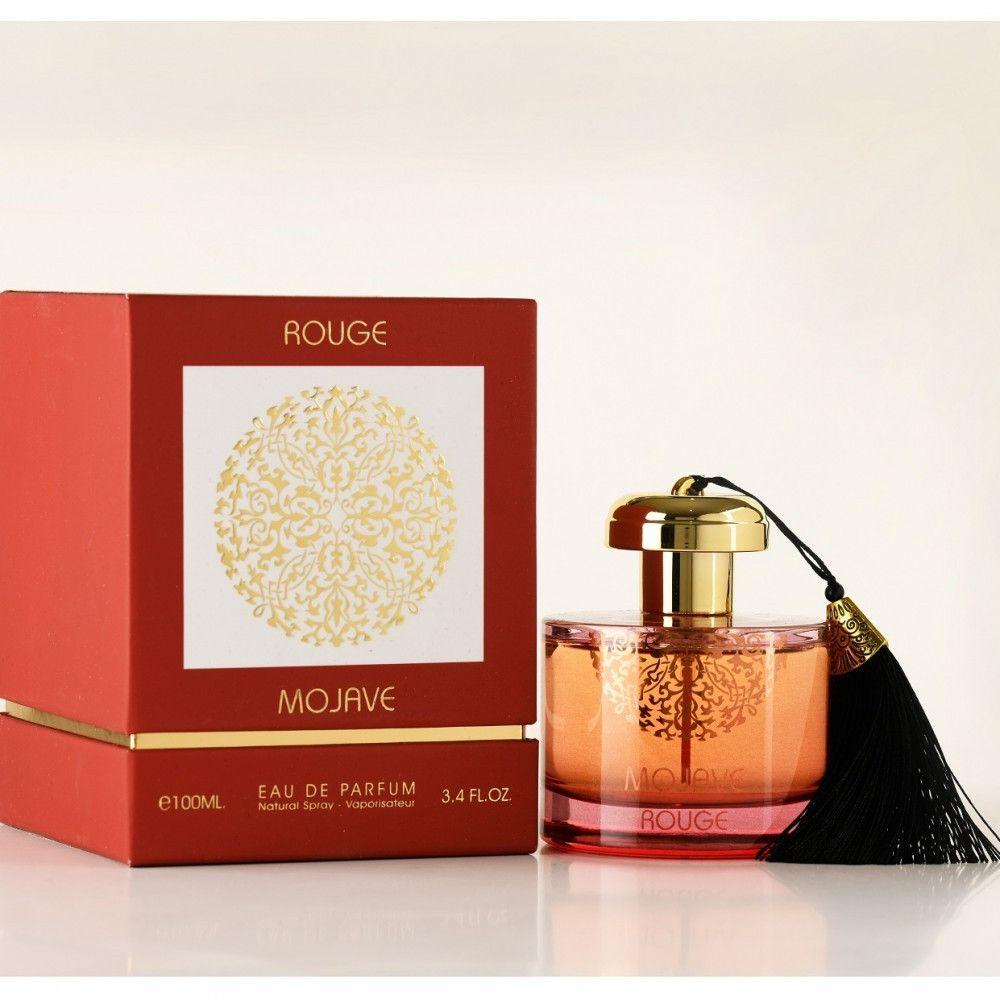 Mojave Rouge Nesmat Alkadi In 2021 Rouge Perfume Bottles Mojave