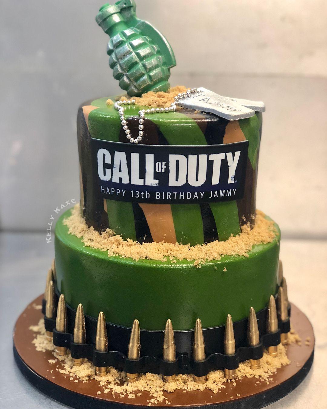Image May Contain Food Cake Boy Birthday Cake Happy 13th Birthday