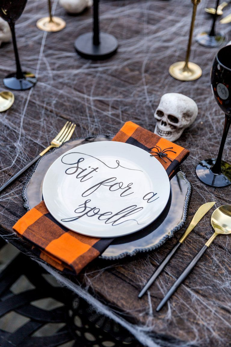 Halloween Party & Halloween Dinner Menu Halloween menu