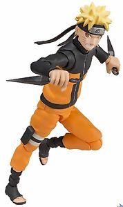 New Uzumaki Naruto Shippuden Sage Sennin Mode Action Figure