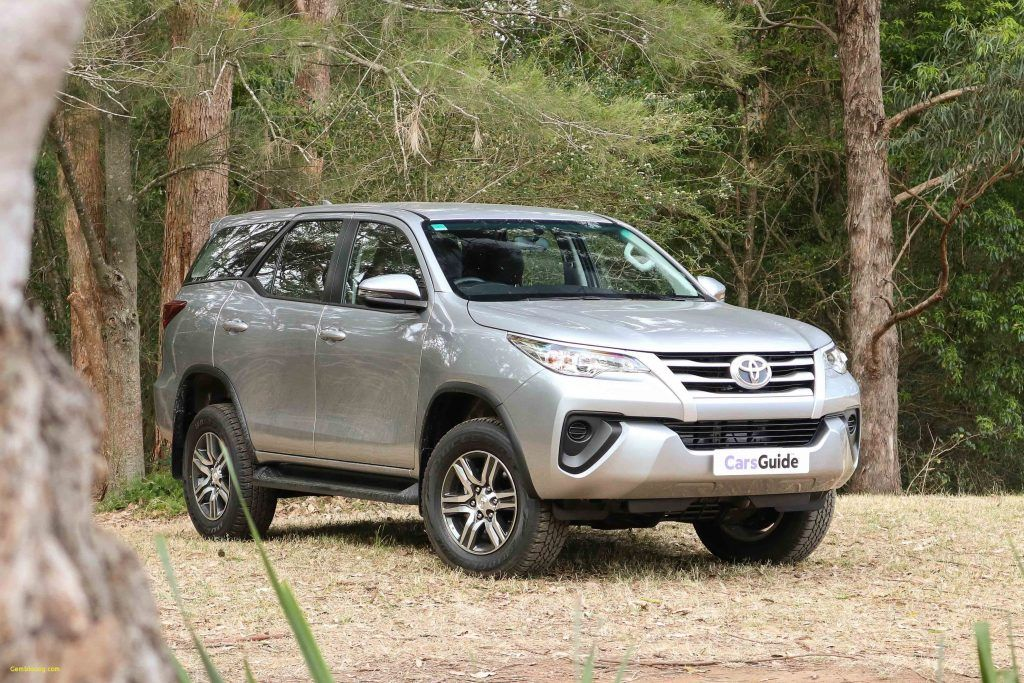 2018 Toyota Fortuner Spy Shots Price and Review Toyota