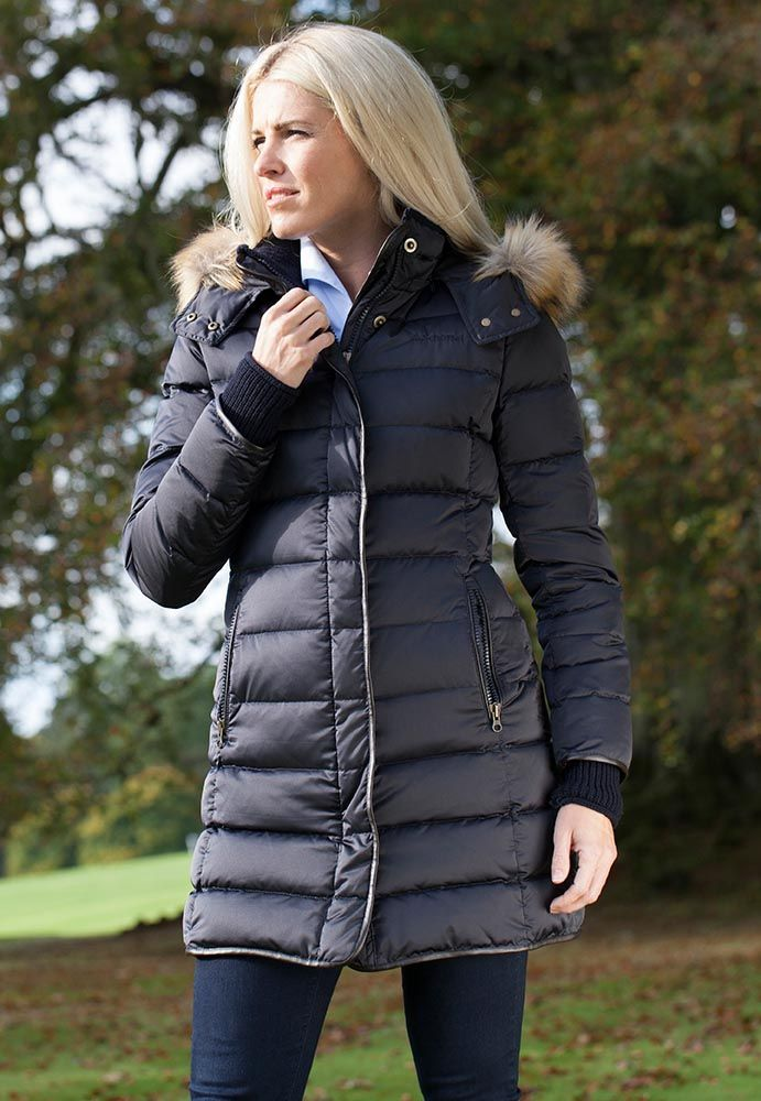 182e387e8b0 Schoffel Mayfair Down Coat