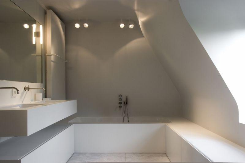 Beach house knokke glenn reynaert bathroom house