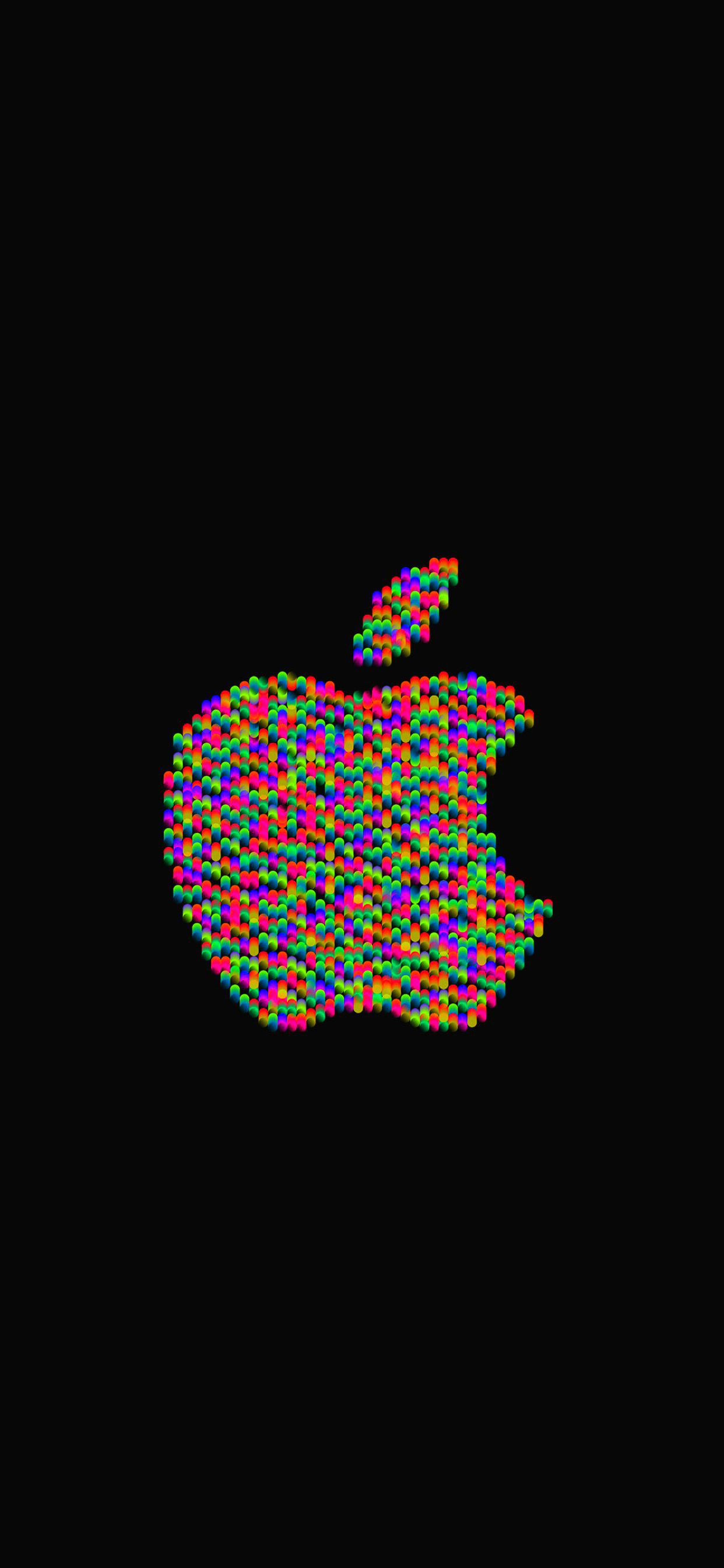 applelogo appleiphone appleipad iOS13 iphonewallpaper