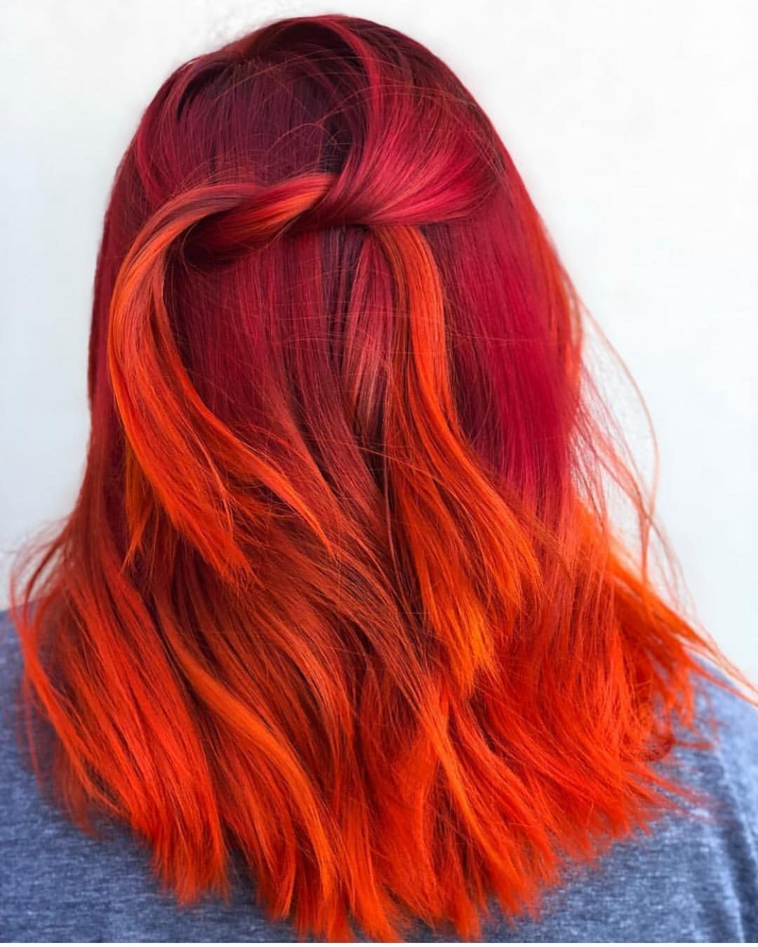 Pulp riot hair color on instagram uctriedandtruesalon is the artist
