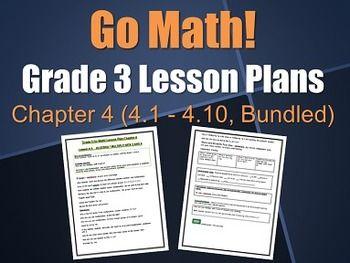 go math grade 3 lesson plans chapter 4 4 1. Black Bedroom Furniture Sets. Home Design Ideas