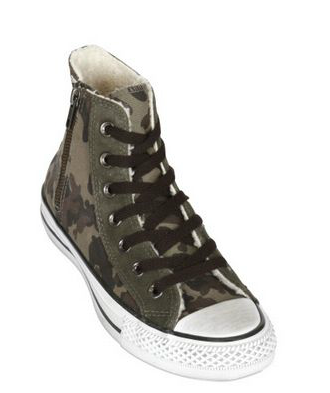 all star converse verdi milare