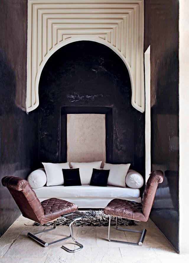 Les Plus Beaux Salons Marocains En Images Le Salon Salon