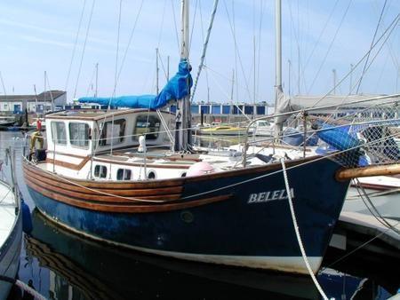 Colvic watson motor sailer - Google Search | Liveaboard | Boat