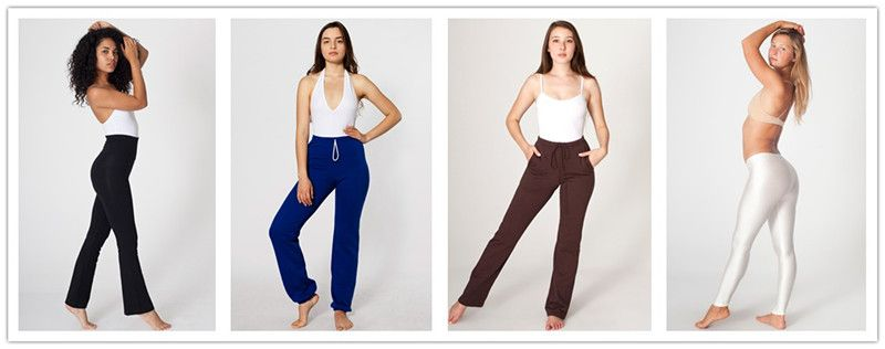 American Apparel Fashion Pants from NYFifth