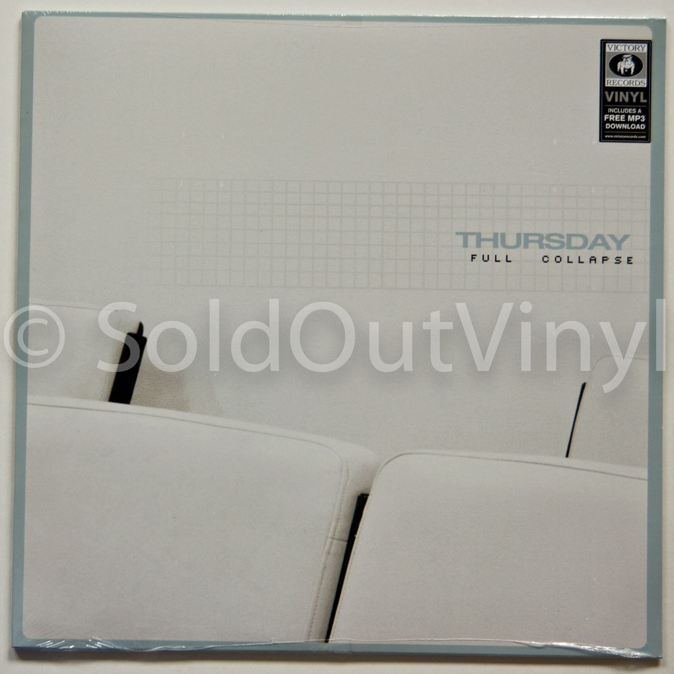Thursday Full Collapse Vinyl Lp Soldoutvinyl Records For Sale Vinyl Records Vinyl