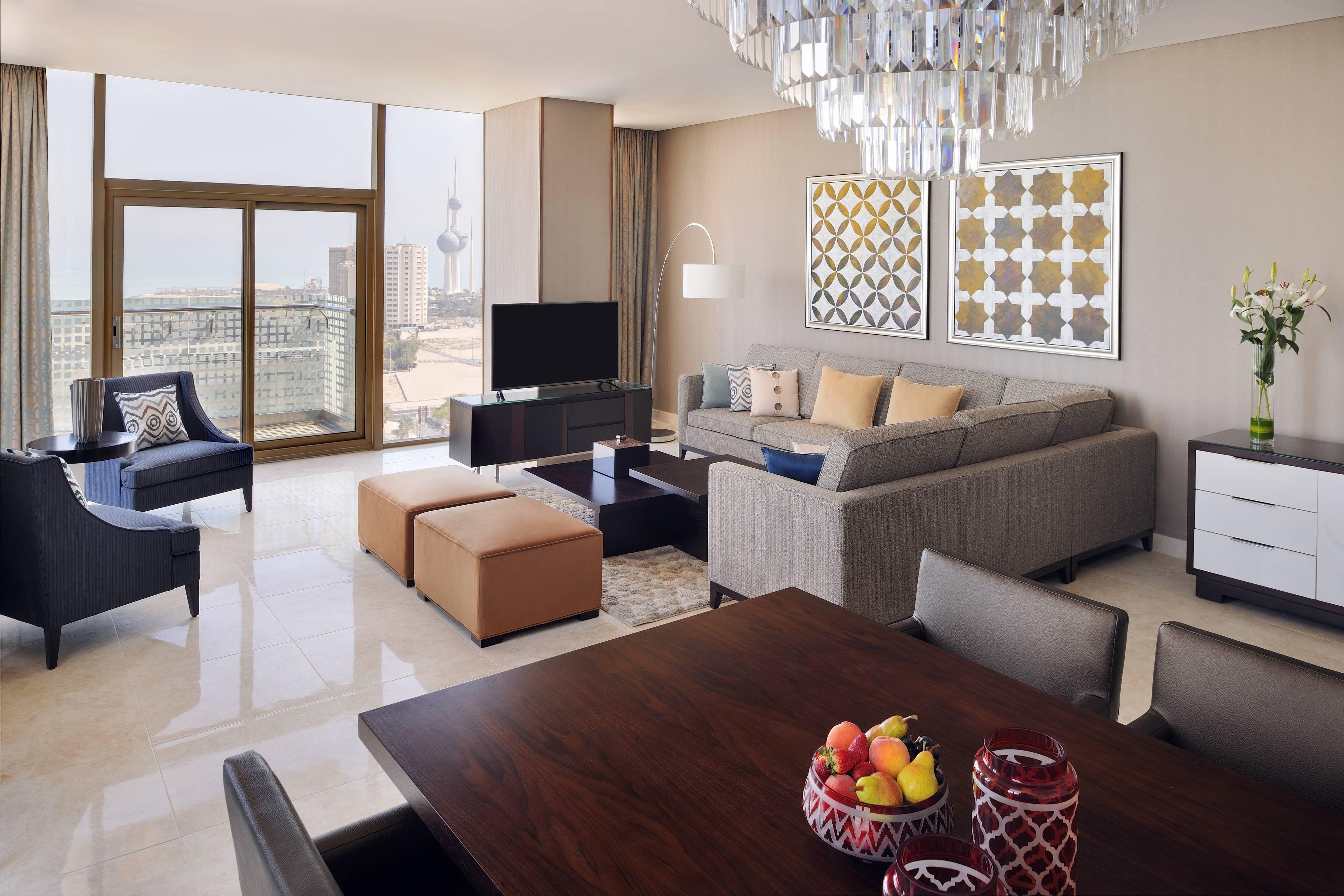 Enjoyable Residence Inn Kuwait City Amiri Suite Living Area Suite Download Free Architecture Designs Ponolprimenicaraguapropertycom