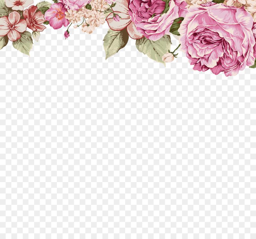 Ilustracja Kwiat Malowania Papieru Kwiaty Malowane Recznie Flower Painting Floral Border Design Flower Logo Design