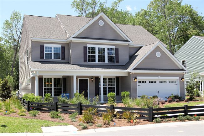 Williamsburg Model Charleston Ryland Homes