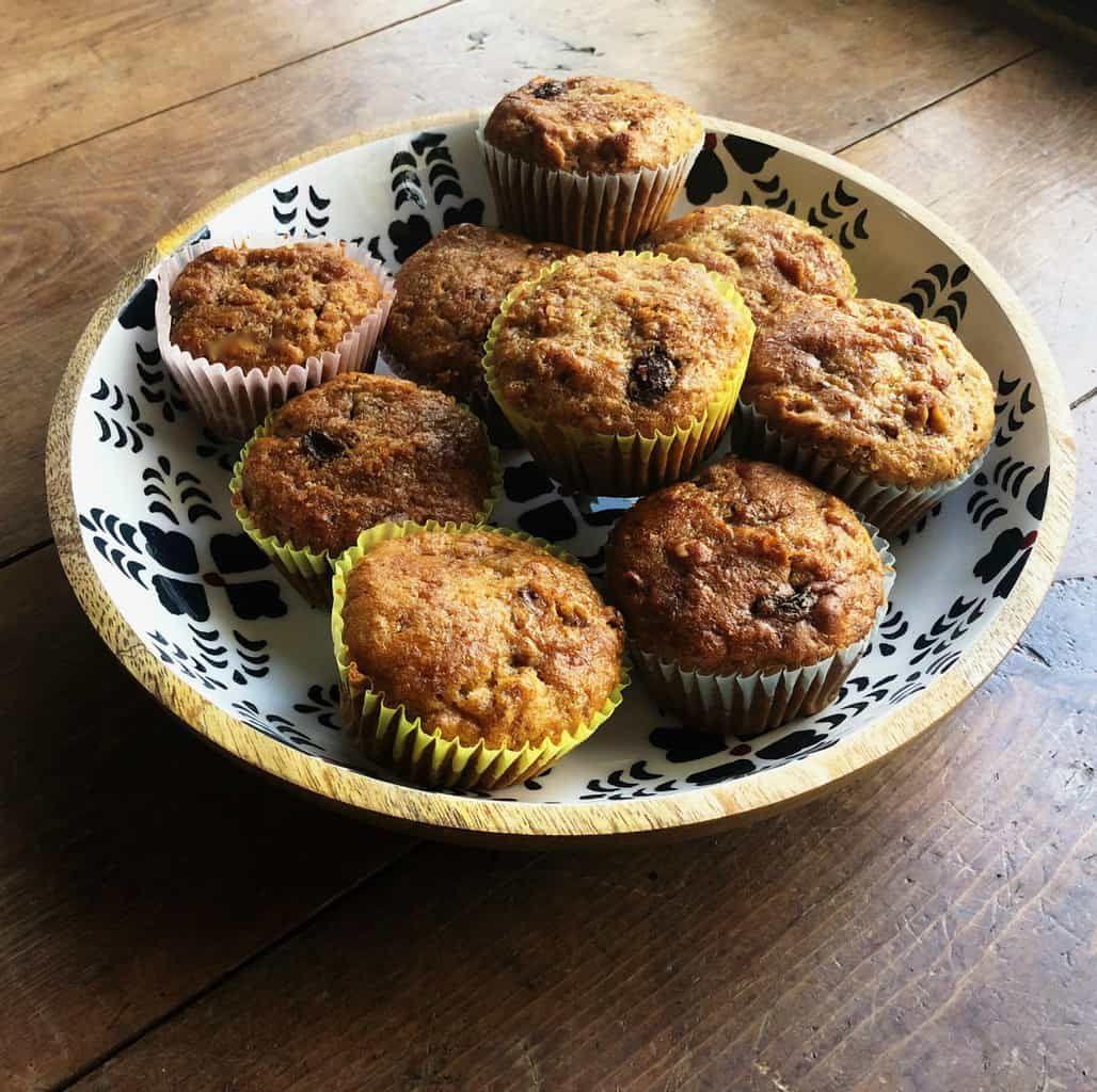 Raisin Bran Muffins The Best Bran Muffin Recipe The Buttermilk Batter Can Remain In The Refrigerator For Raisin Bran Muffins Bran Muffins Bran Muffin Recipes