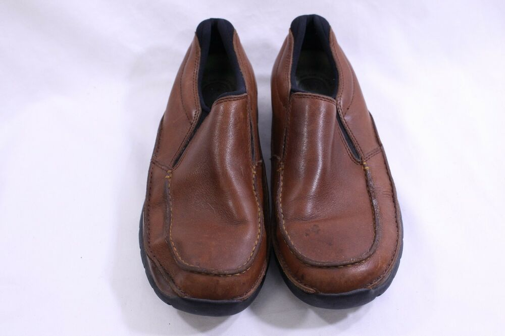 Rockport XCS Mens Brown Loafers size 9