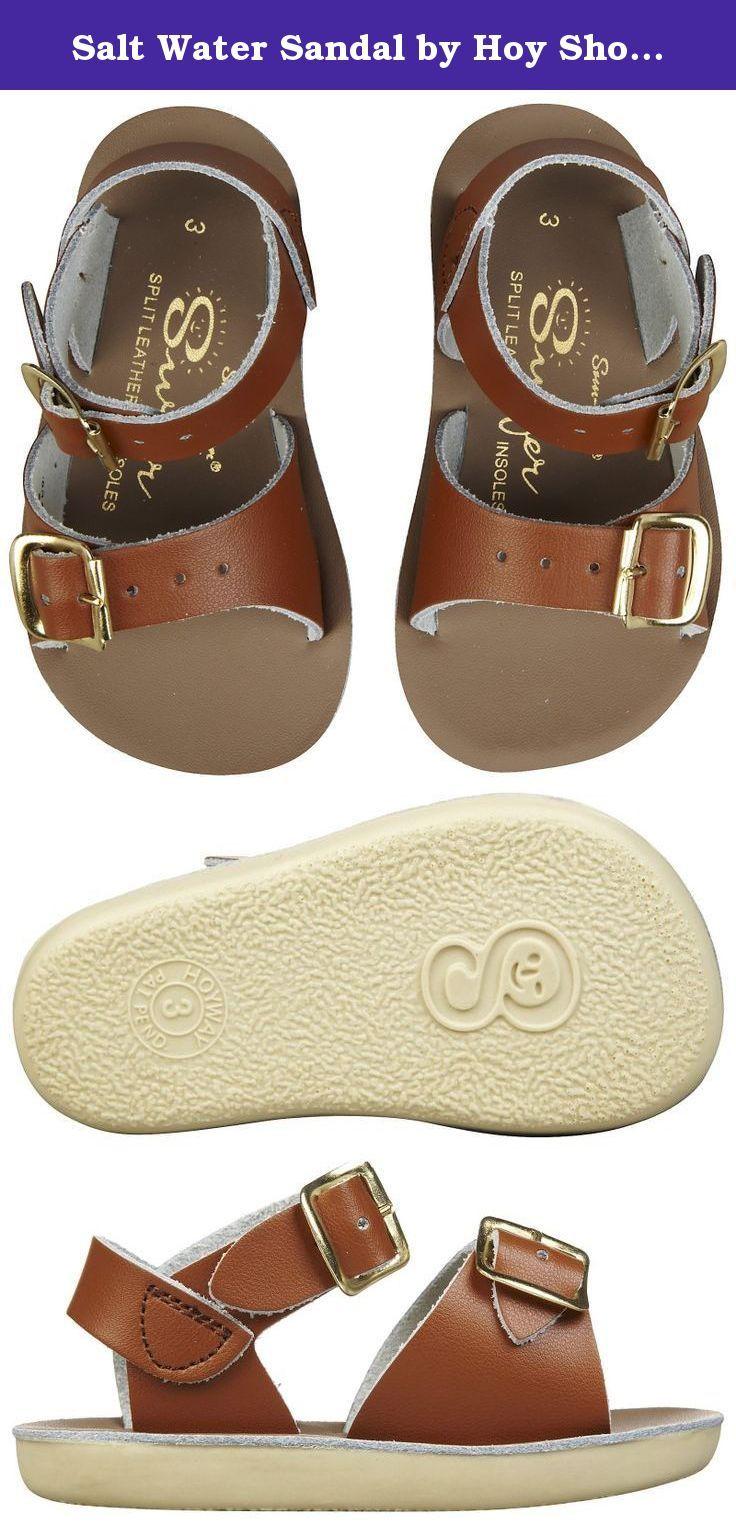 f716e7bcdf5 Salt Water Sandal by Hoy Shoes Unisex Sun-San - Surfer (Toddler Little Kid) Tan  Sandal 3 Infant M. Saltwater Sandals Surfer Urethane Lime Green.