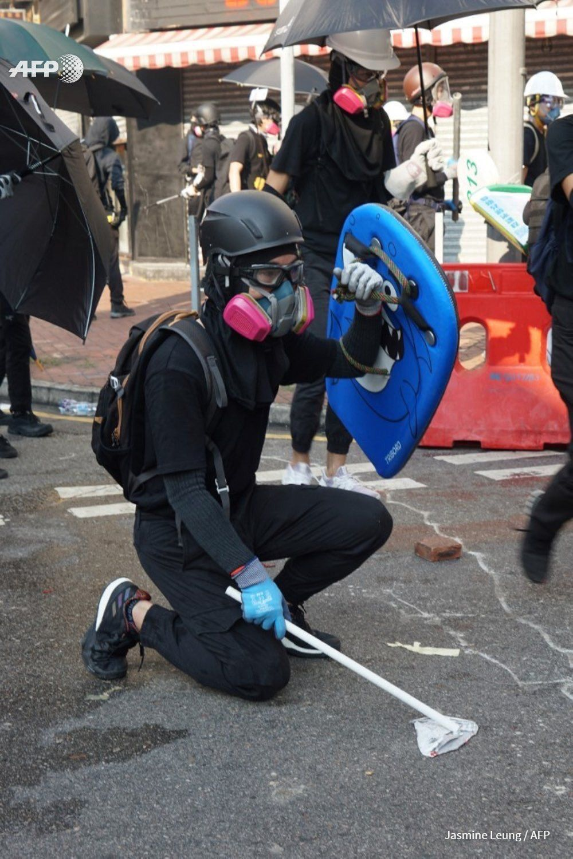 12 Hong Kong Protest Ideas