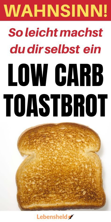 Photo of Low Carb Toastbrot – Low Carb Held