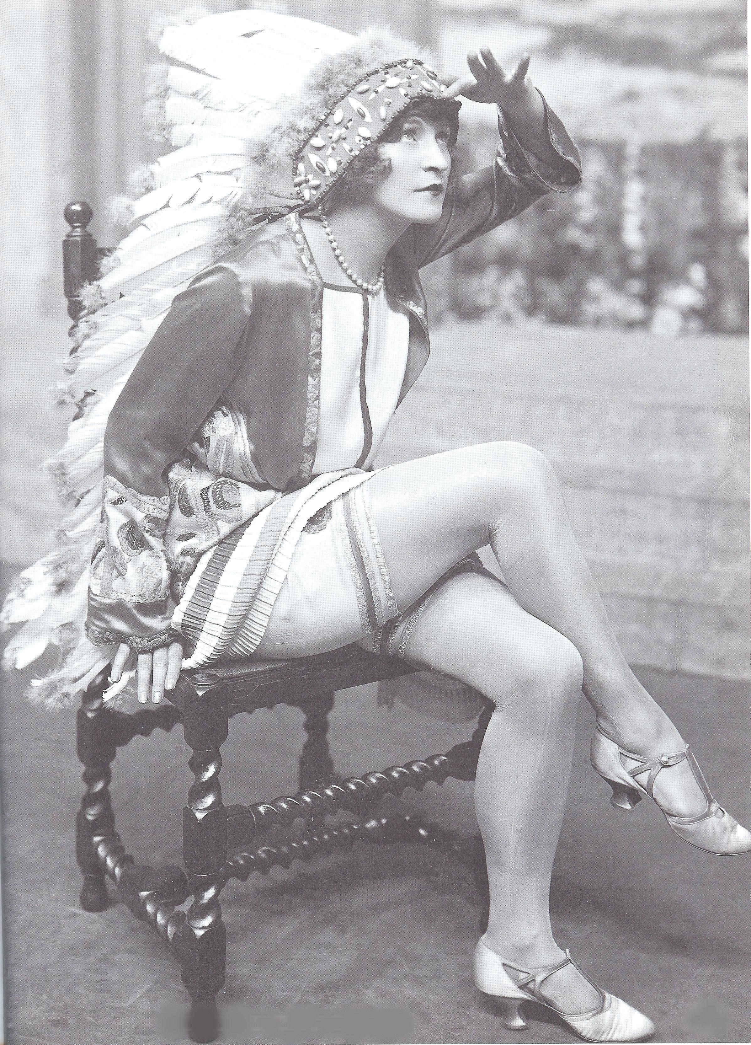 Rita McLean 1927