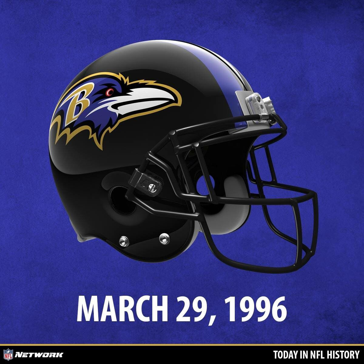 20 years ago today, the Baltimore Ravens were born