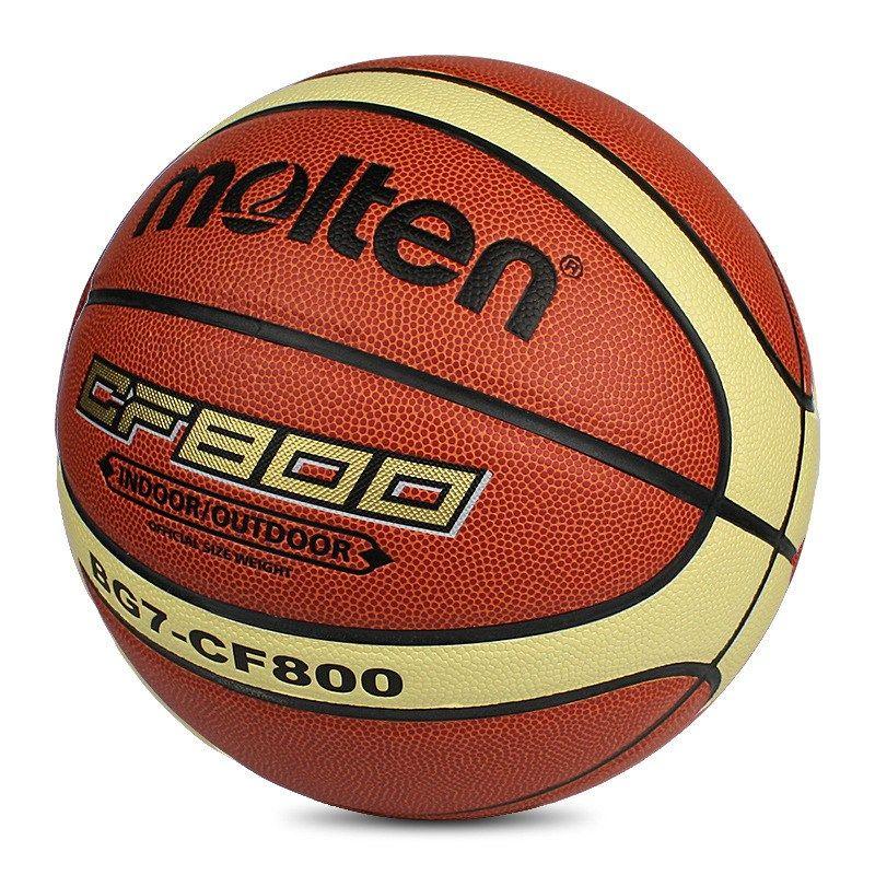 Molten Basketball Ball Bg7 Cf800 Size 7 Man Pu Material Training Street Professional Official Games Basquete Balls Baloncesto Molten Basketball Ball Bg7 Cf